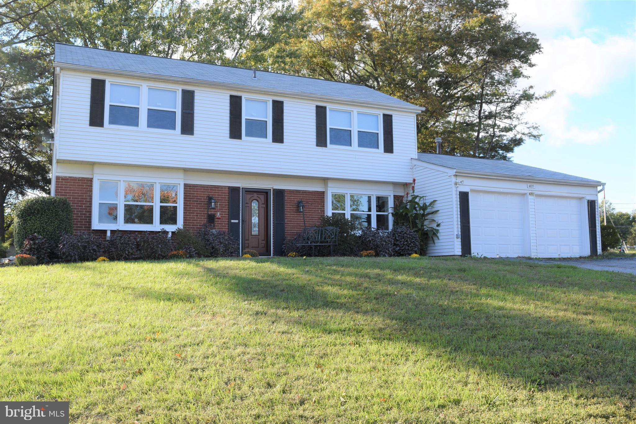 Ready for move in when you are!  This Colonial is a great home with lots of space - two car garage,