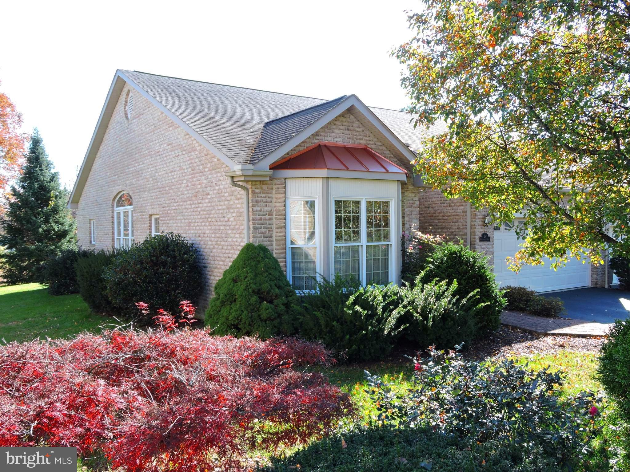 Welcome to 26 Whippoorwill Ln. in the highly sought after Spring Mills neighborhood! Home is conveni