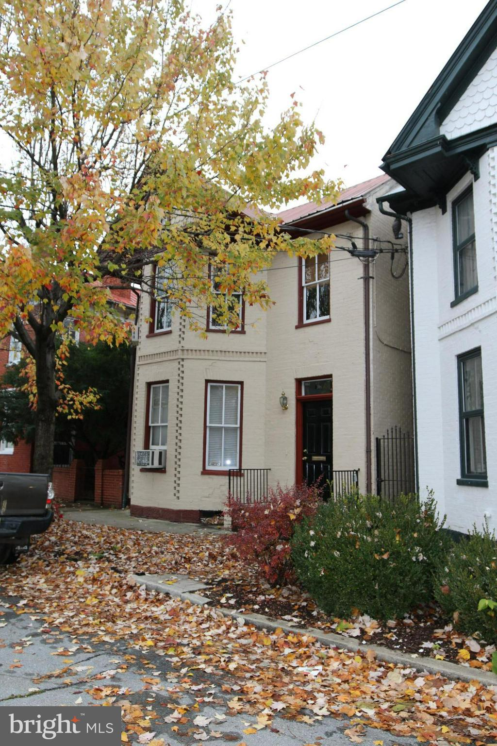 Many possibilities with this 4BD, 2BA colonial on W Burke St! Could be single family, multi family o