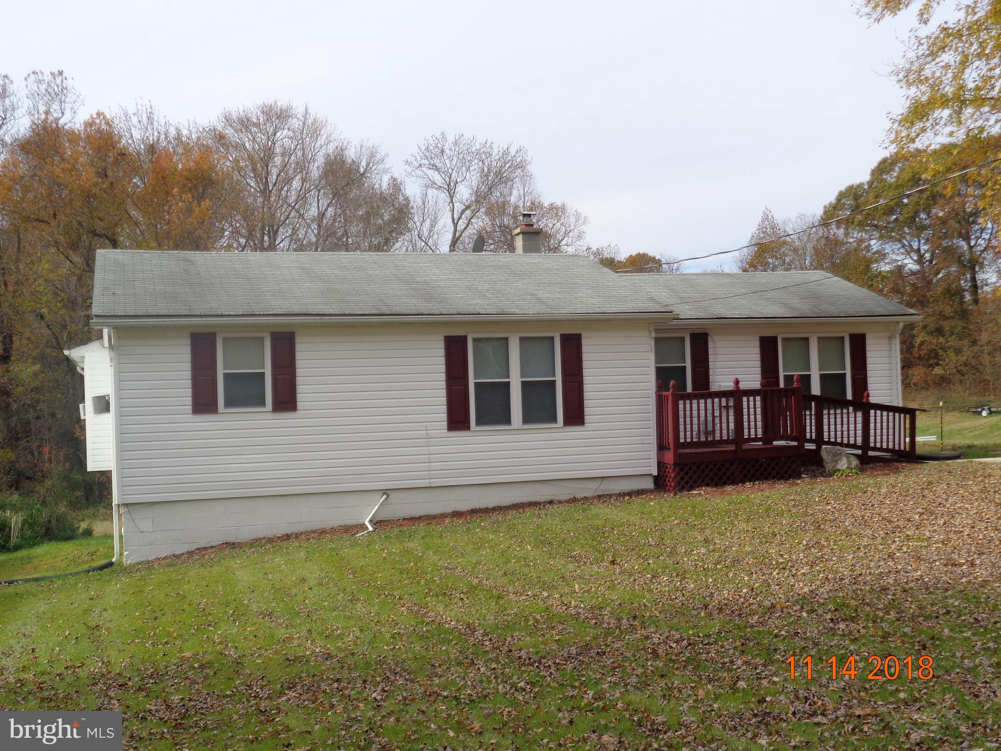 A rare find!  Large and lovely home on over 1 acre.  Super clean and well cared for.  Big bright liv