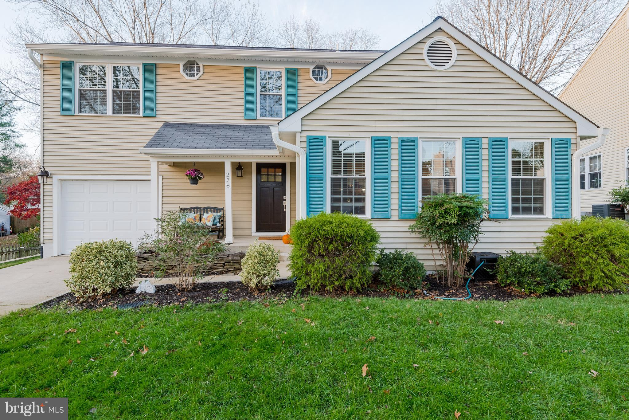 Extremely well maintained home on a cul de sac street. New windows, new gutters, new carpet, new mas