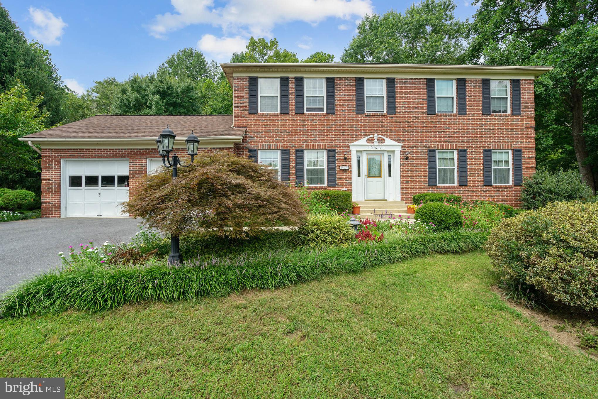 Back on the market. Park-like setting in this Northern Calvert location. Just under 2 acres located