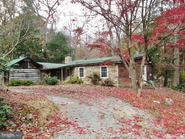 Your opportunity to own in Shenandoah Retreat in the Blue Ridge Mountain! This home is in the heart