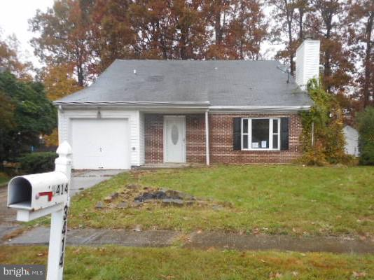 Great Opportunity to purchase this 4 Bedroom Home in Edgewood.  Home needs TLC but has great possibi
