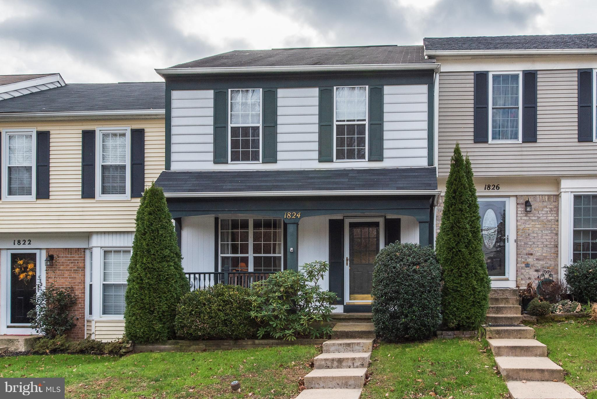 Welcome to the Village of Thomas Run and Welcome to Your New Home!  This Move-In Ready 3 Bedroom, 2