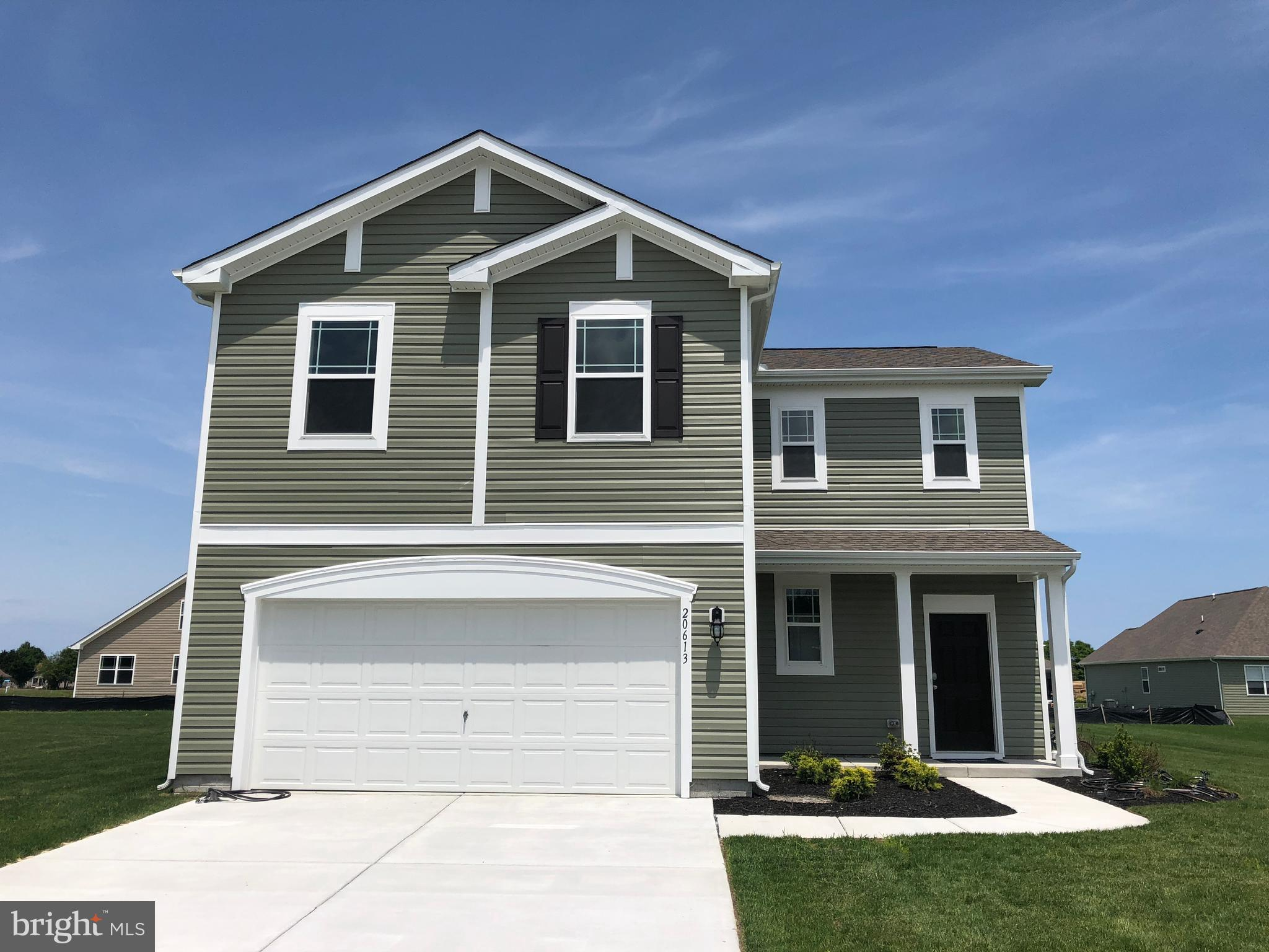 Starting at 1,906 square feet this two-story floor plan features 9~ ceilings, an owner~s suite with
