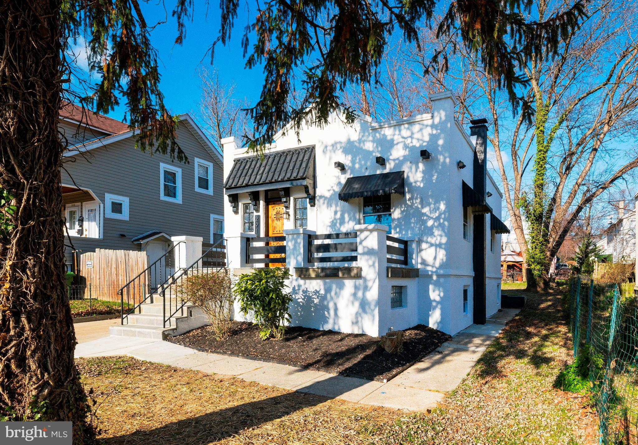 Stunning brand new fully renovated and remodeled raised 3 Bedroom and 2 bath rancher in Parkville. E