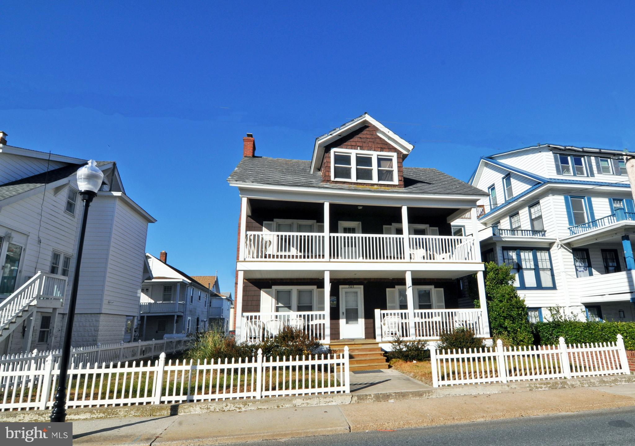 Great opportunity to own an income producing property just 1 block to the Beach & Ocean City Boardwa