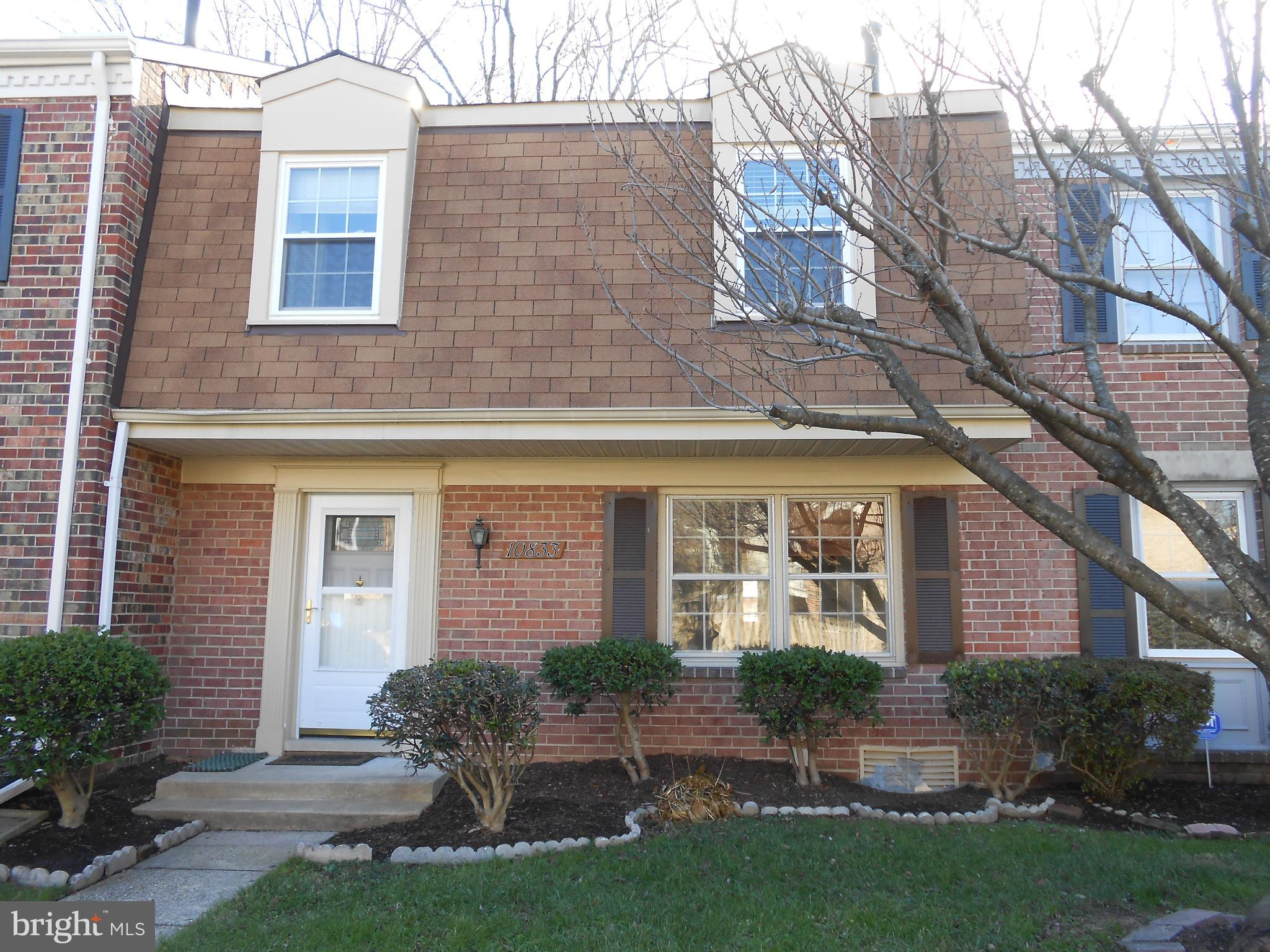 WOW! THIS THREE LEVEL TOWN HOUSE HAS IT ALL - LOCATION, SPACE, COMMUNITY. FOUR BEDROOMS, 2.5 BATHS,