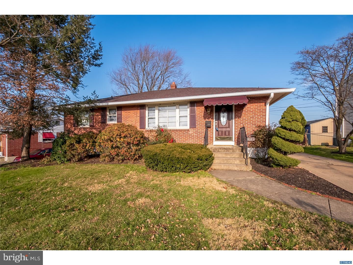 Lovely, well maintained brick ranch awaits it's new owner!  Walk in the front door and you'll immedi