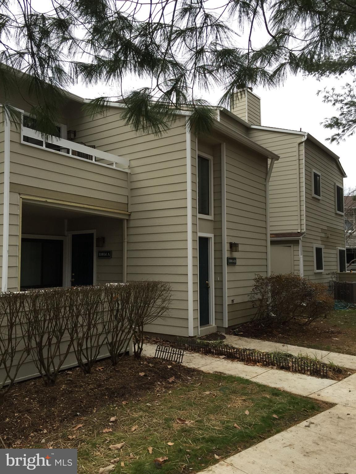 Lovely Spacious Condo with Lots of Light and Personality. The Deck is off the Dining Area. Walk to S