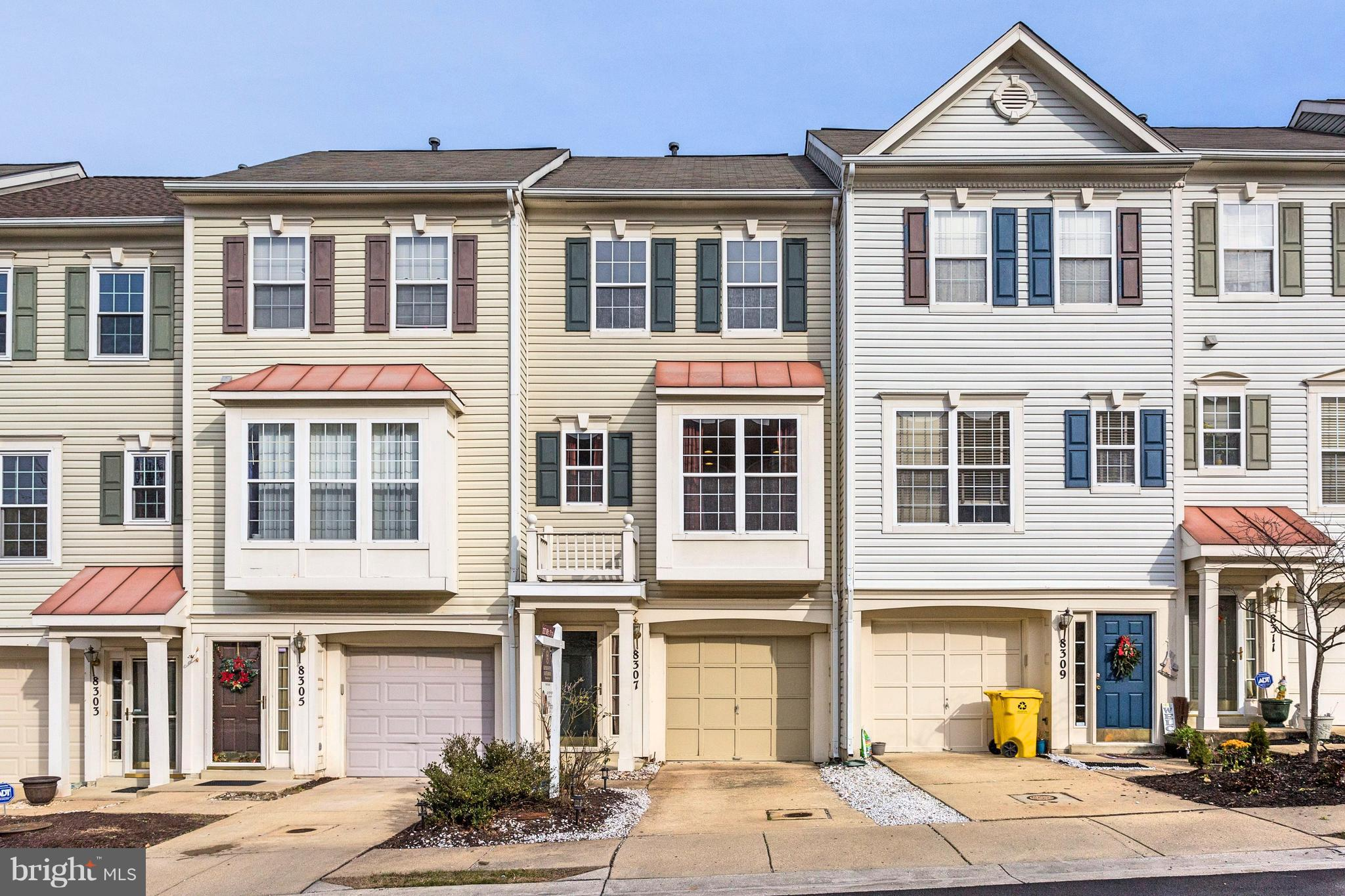 Stunning 2 bedroom townhouse . Hardwood floors through out the first floor, new carpet and paint upstairs as well in the family room.  Granite counter tops and upgraded/stainless steel refrigerator and stove.  Large glass sliding doors off the kitchen leading to the deck - perfect for entertaining.
