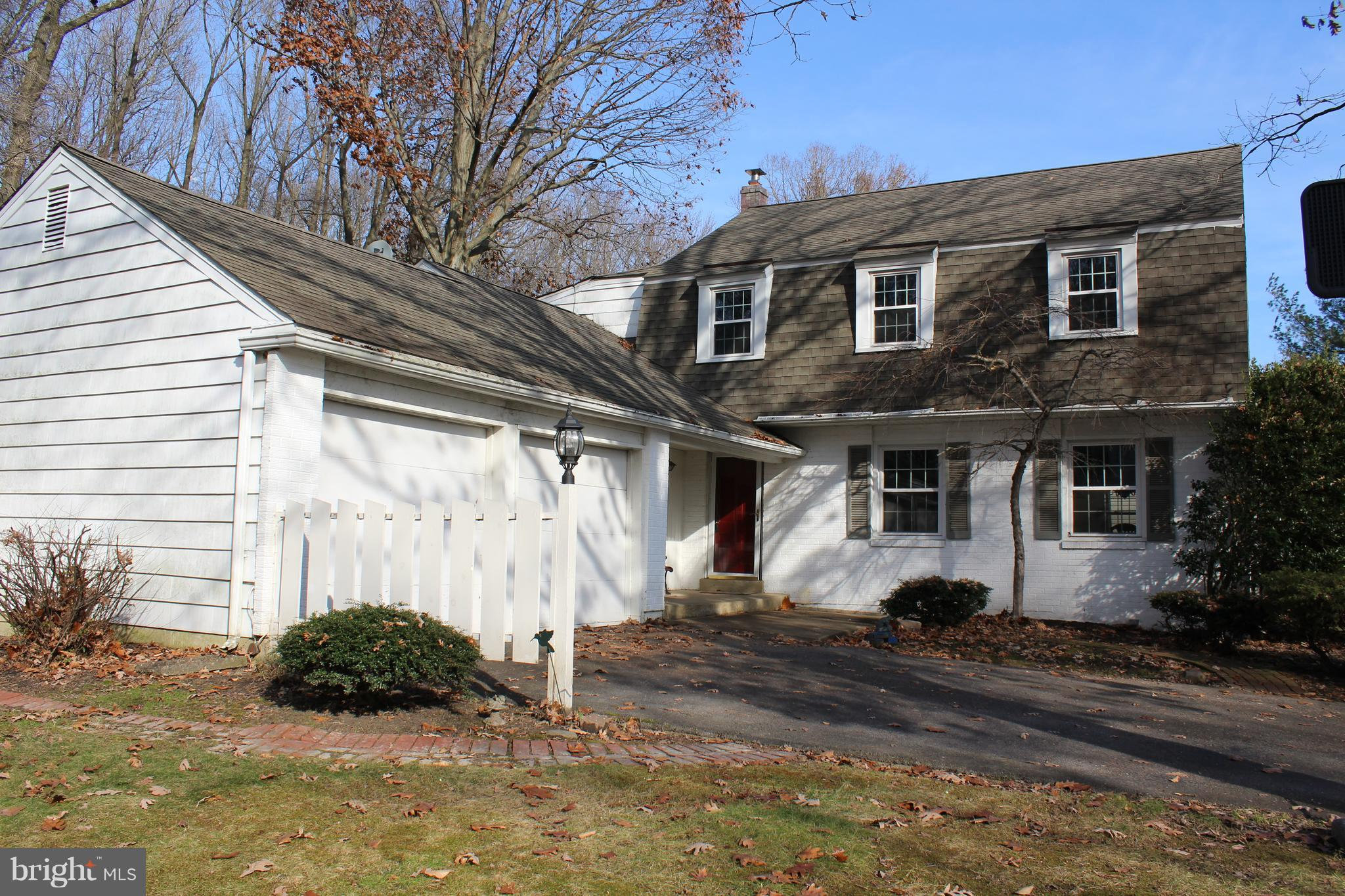 This price is unheard of for a 2,575 sq ft, 5 bedroom, 3 full bath colonial with wooded rear lot (li