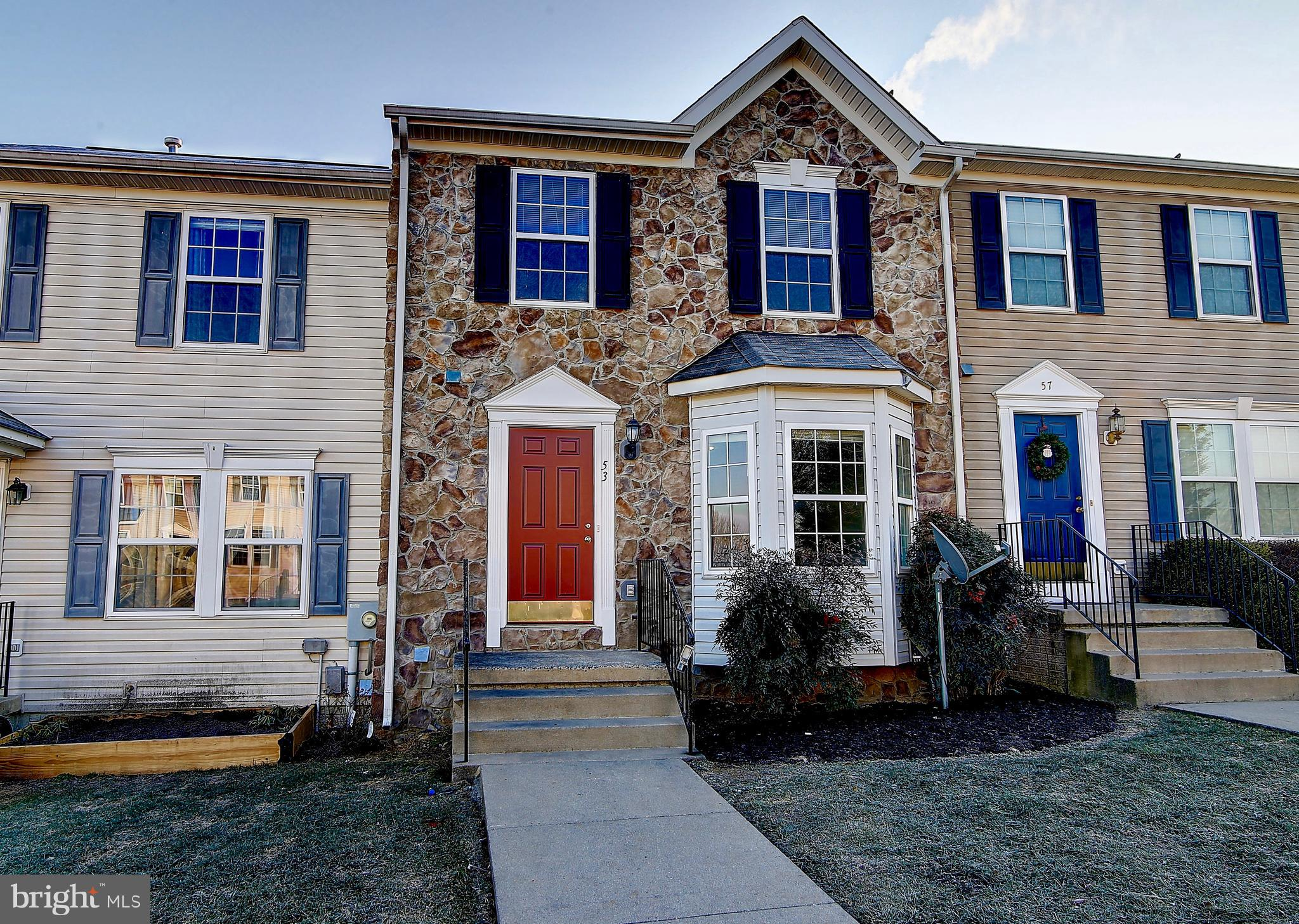 Complete top-to-bottom renovation ~ three fully finished levels with 3 full bathrooms. New carpet, n