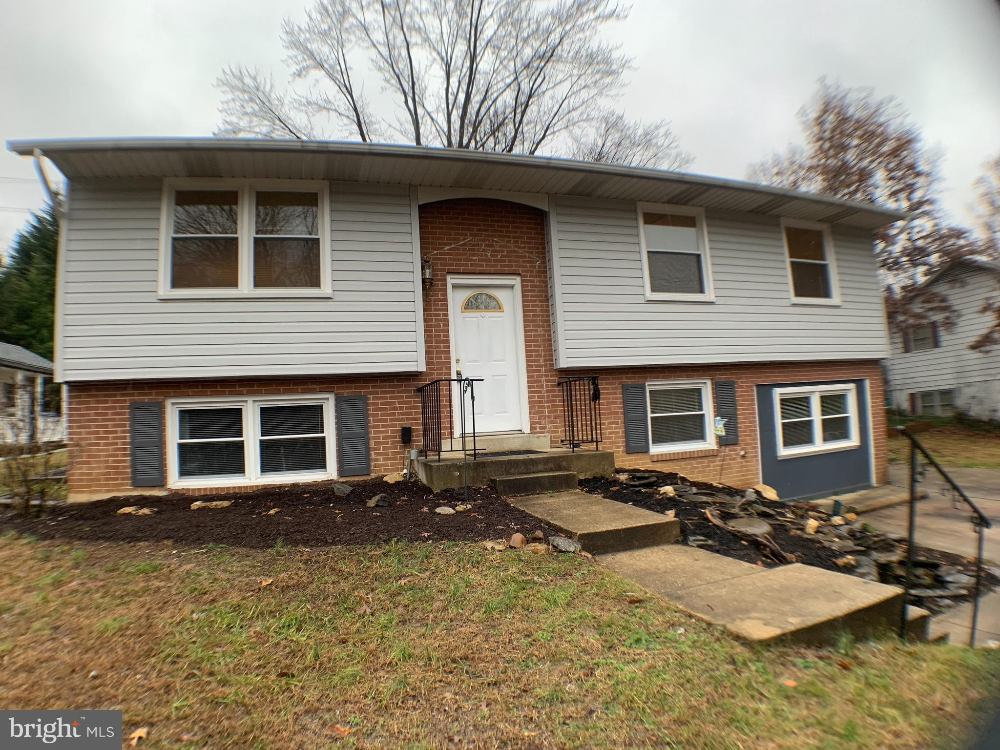 New roof, new siding, new carpet, fresh paint!  This is a must see.  So much space in this 4BR 2.5BA