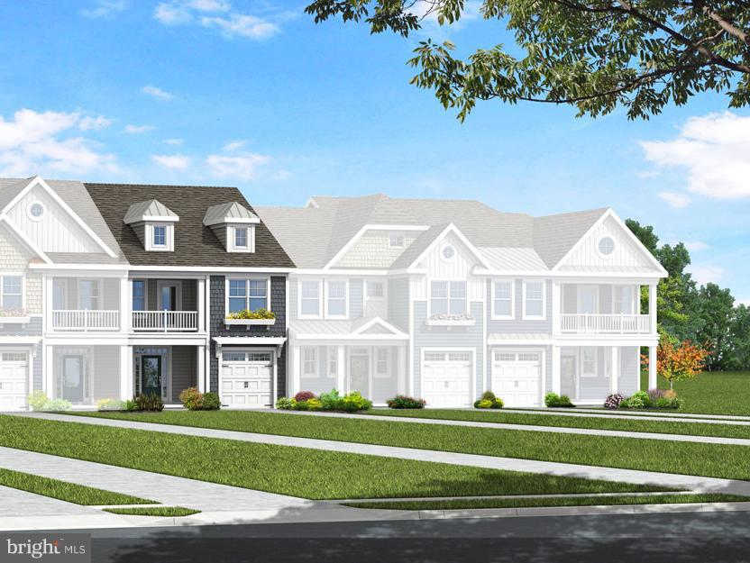 Description:  To Be Built. The Tradewind is a 3 bedroom, 2.5 bath townhome starting at 1,669 square