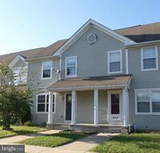 Three bedroom townhome with Living Room/Dining Room Combination. Eat In Kitchen with Slider to Deck