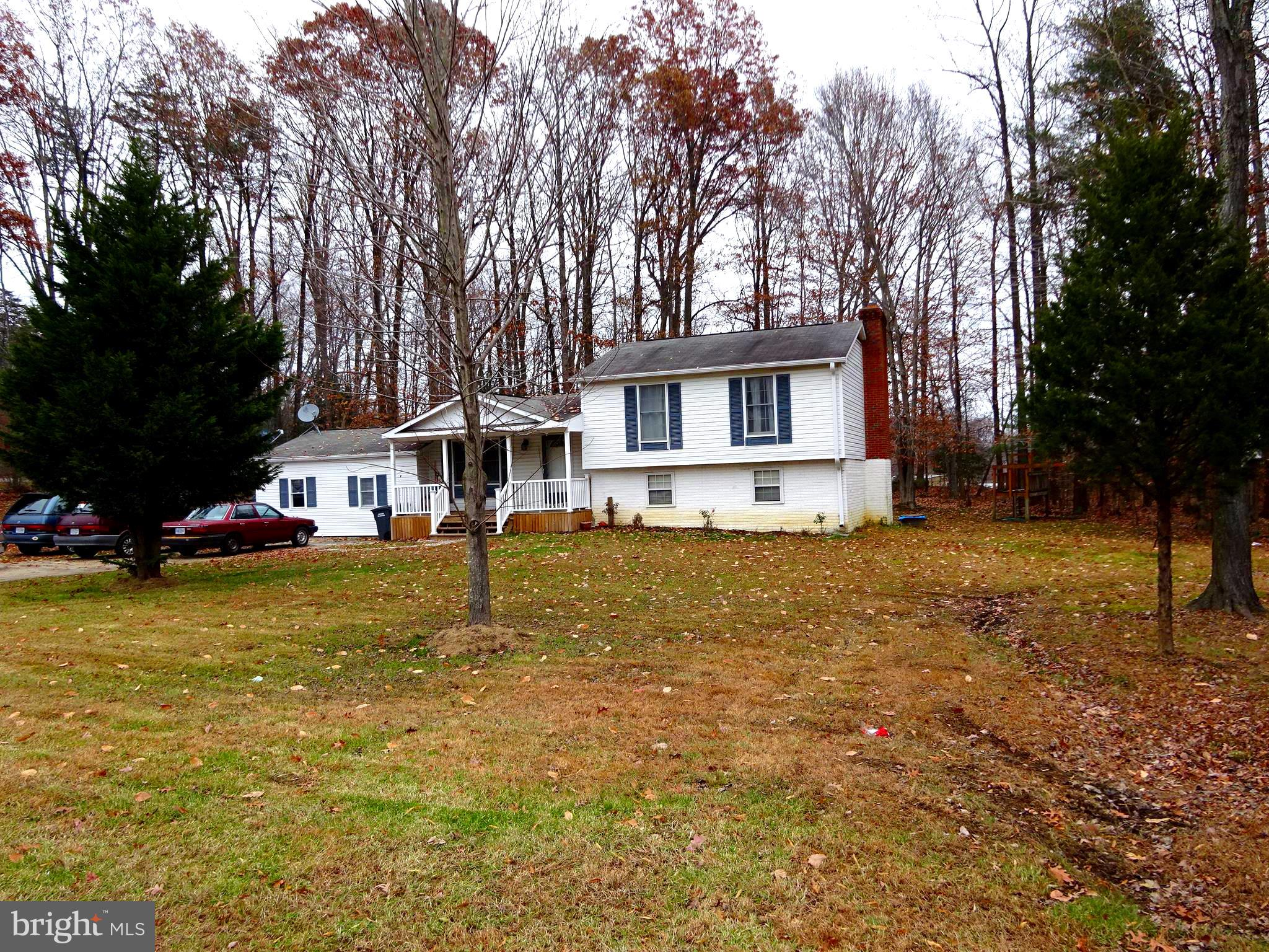 Very nice home sitting on .89 acres, great location mid county, easy access to both North and South