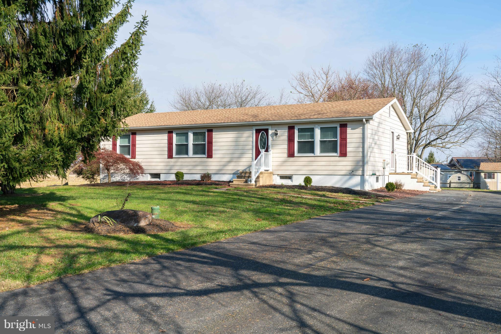 Completely renovated rancher with finished basement! Much bigger than it looks! These sellers didn~t