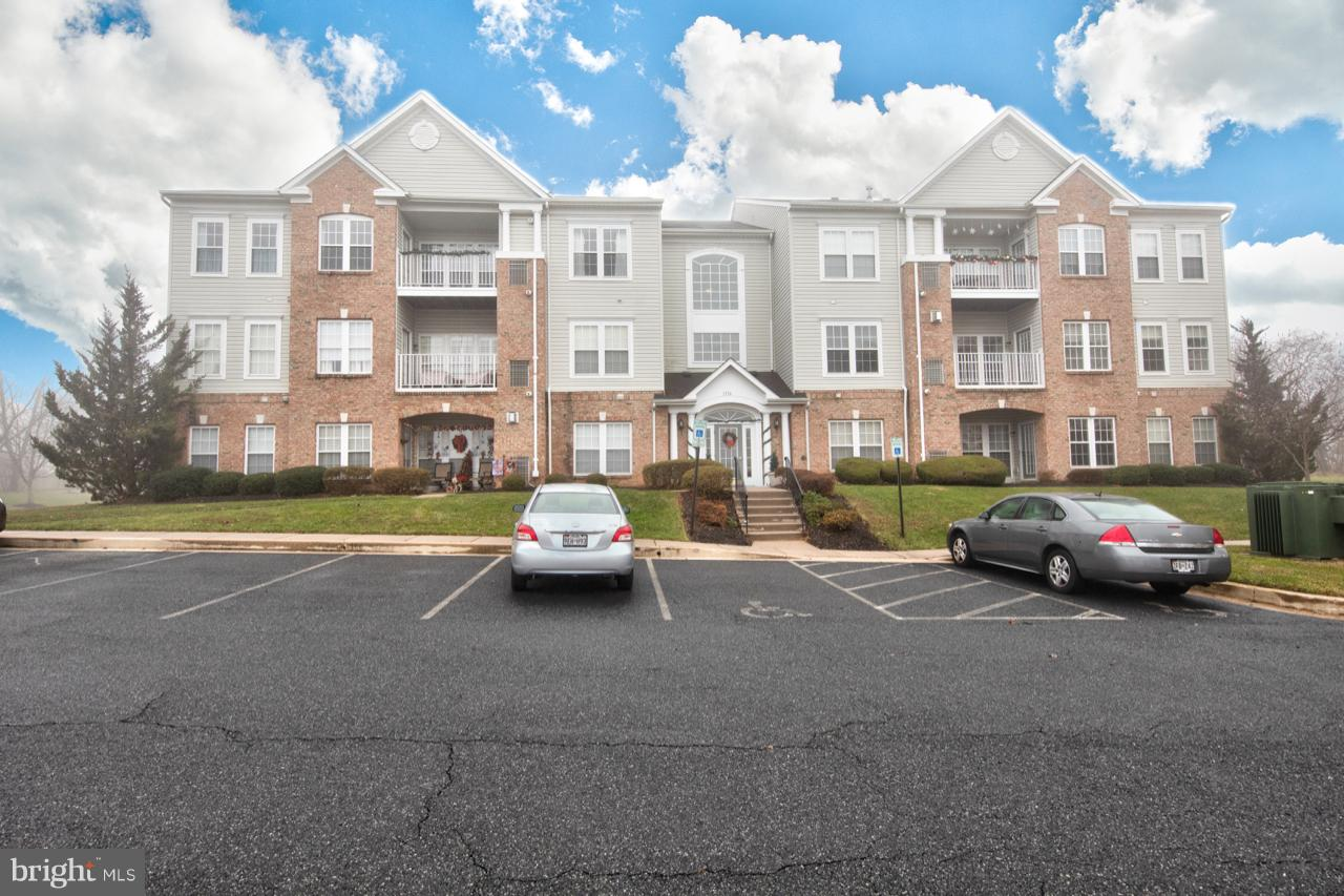 Nice 2nd floor unit in Great Area just outside of Bel Air Town Limits. Elevator Building.. .Open Flo