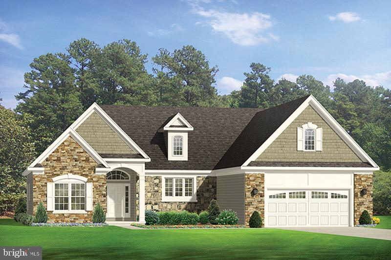New Construction on 10+ acres of land.
