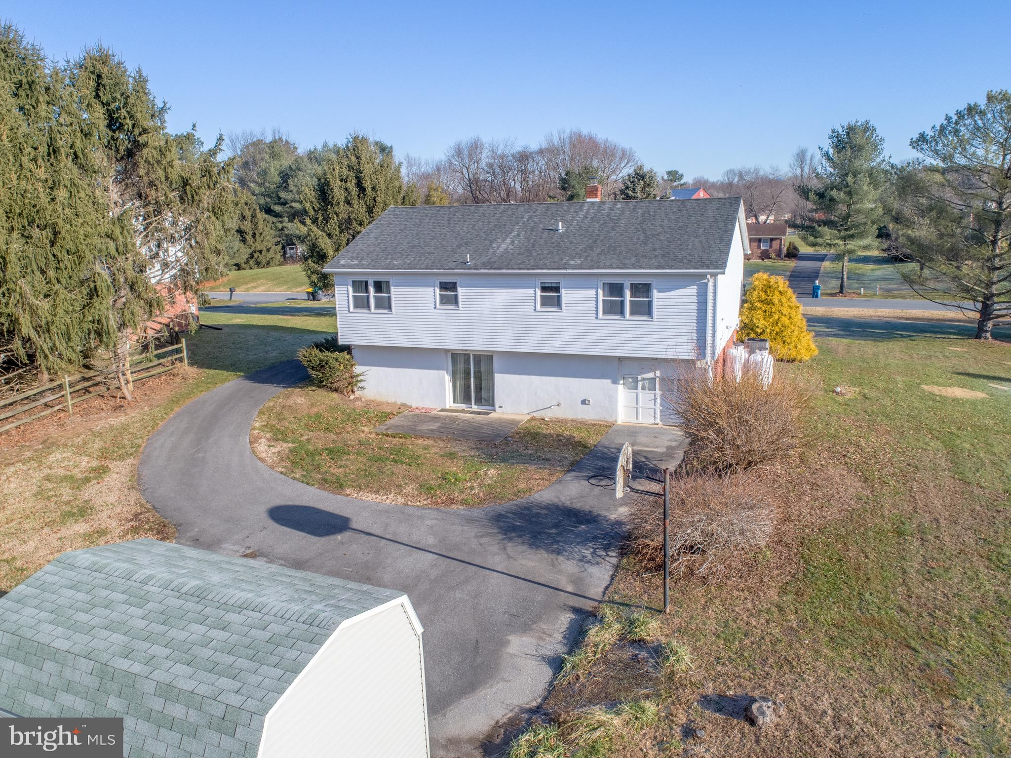Beautiful Raised Ranch on a Gorgeous .75 acre lot in the highly desirable community of Melody Meadow