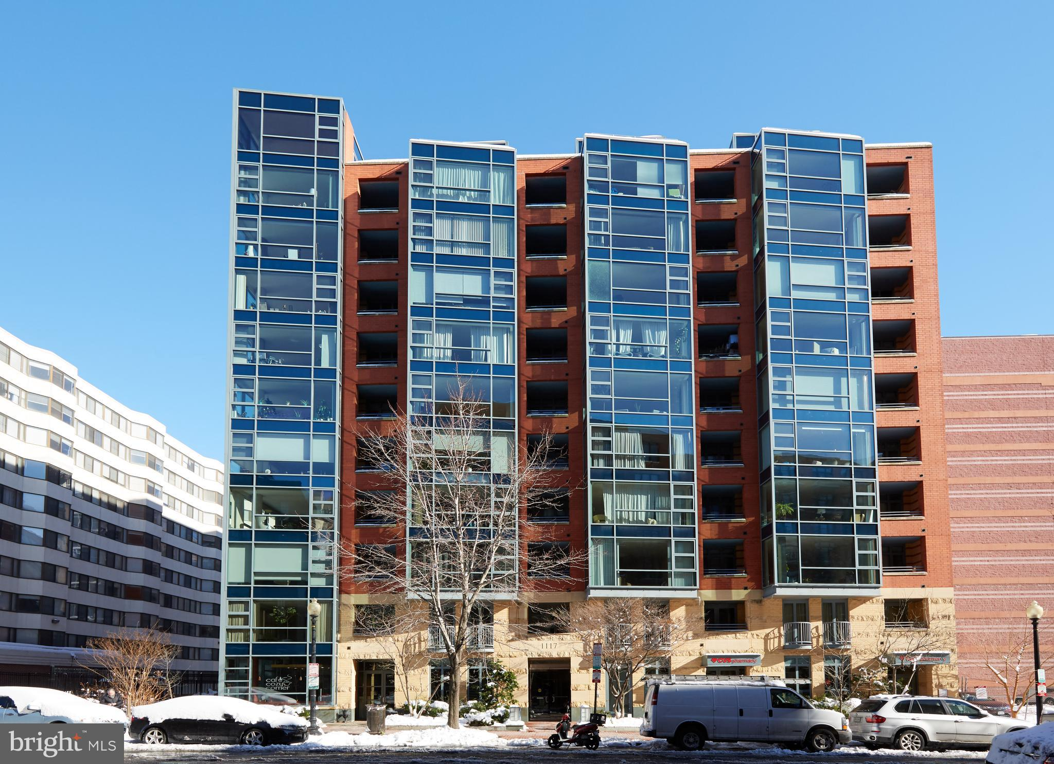 Welcome to Apartment 1103 at Quincy Court. This exceptional penthouse residence is the essence of ur