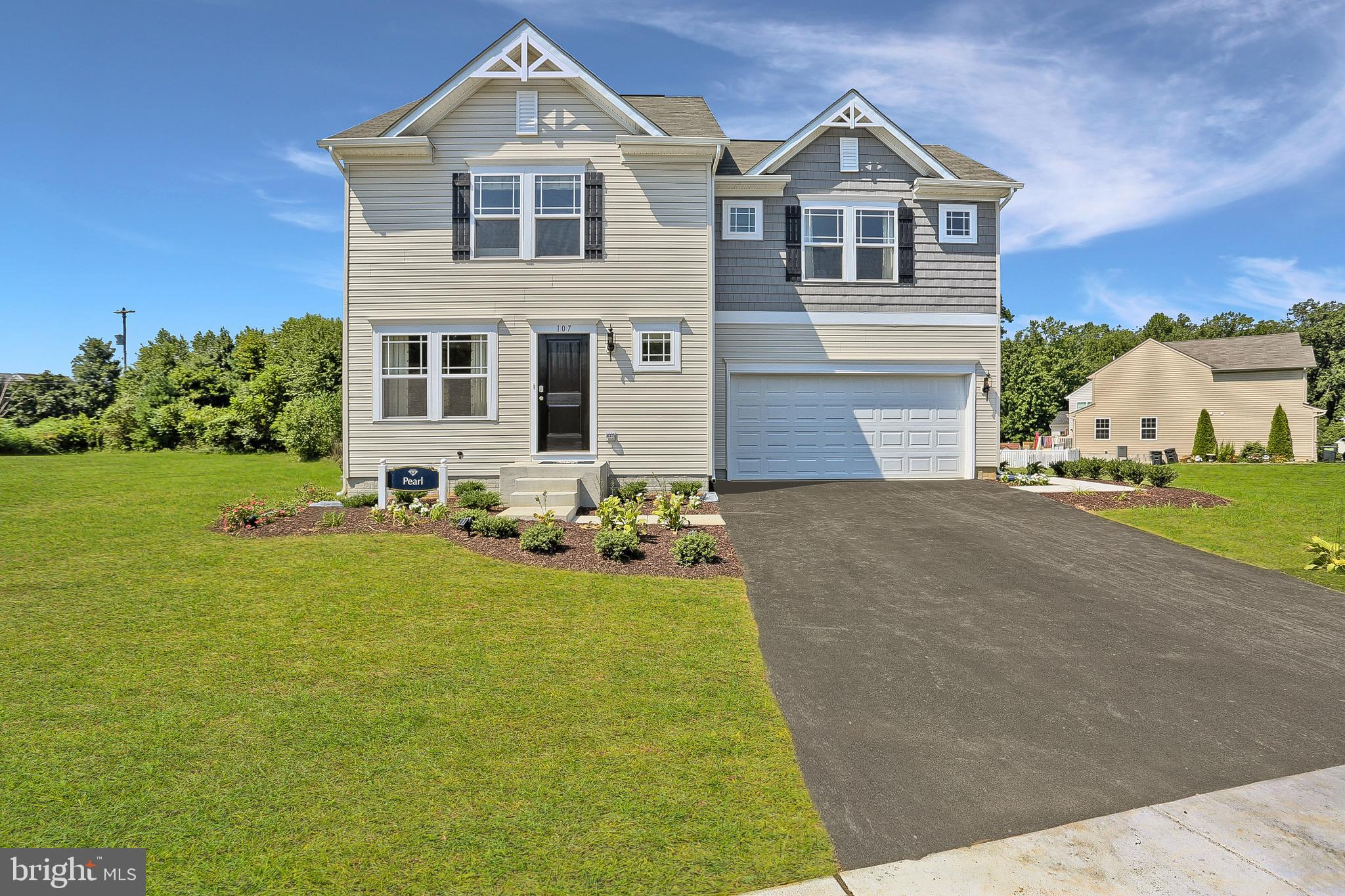 Gemcraft Homes, Inc. to be built home in Joppa.  Featuring 4 bedrooms, 2 1/2 baths, 2 car garage, la