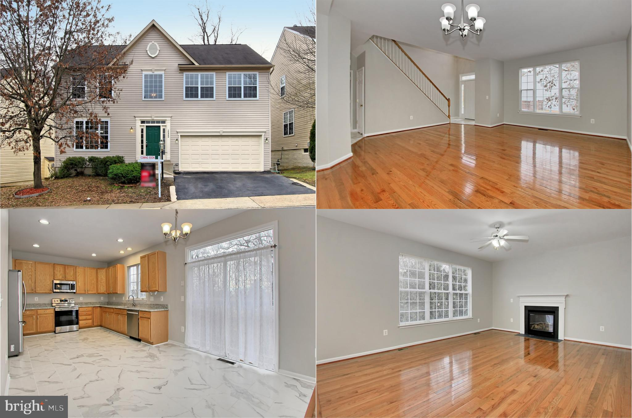 Beautifully renovated 5 bedroom, 3.5 bath home backing to trees in excellent location! Freshly paint