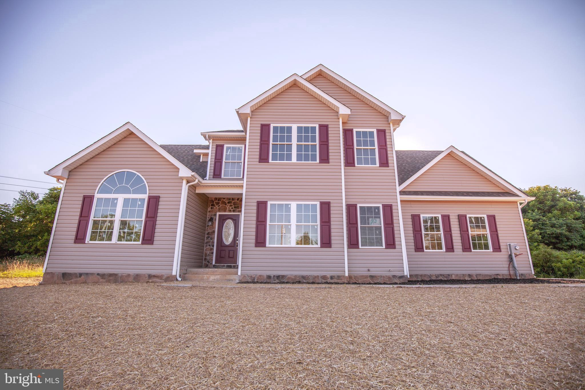 BRAND NEW BUILD! Be the first to step foot in this gorgeous 3 bed 2.5 bath colonial. It's situated o