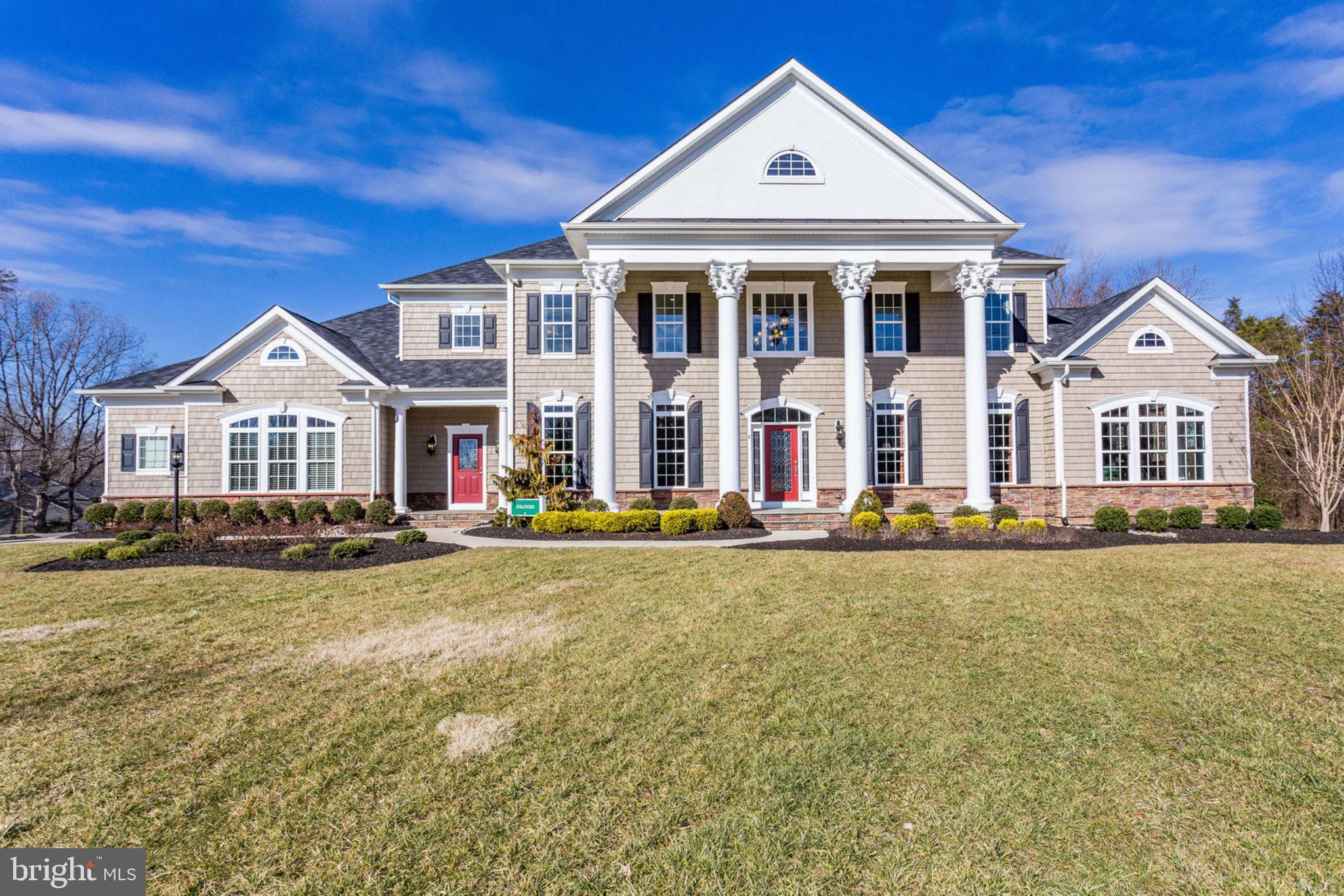 Award winning model is located in AUGUSTINE at The Glens. This home is AMAZINGLY built from top to b