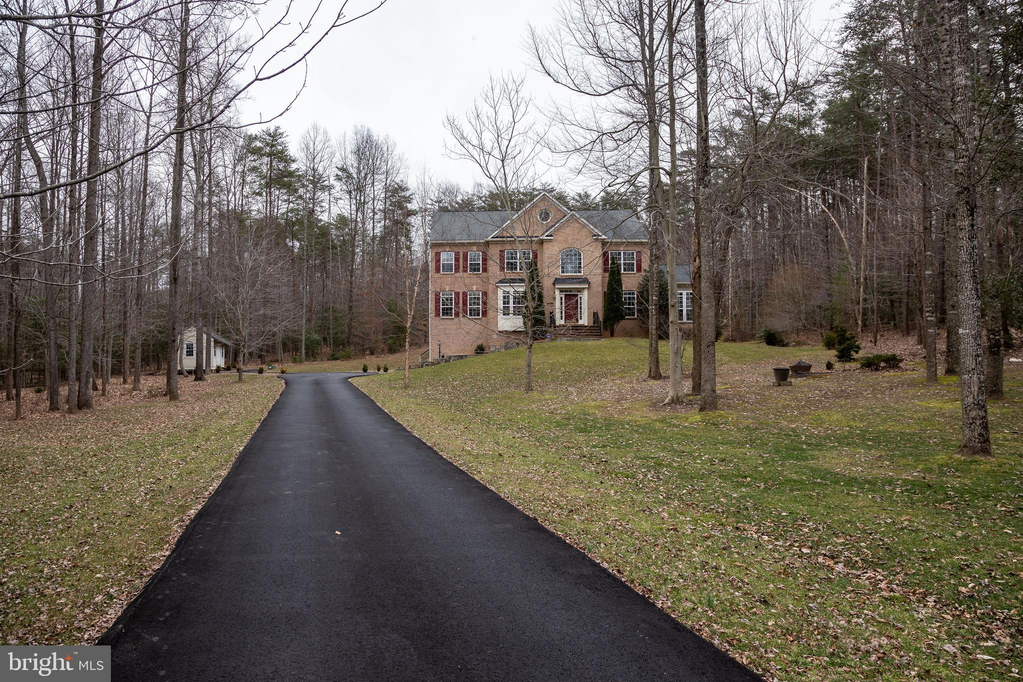 Impeccable McLearen model built by Centex Homes.  This Center Hall Colonial is majestically presente