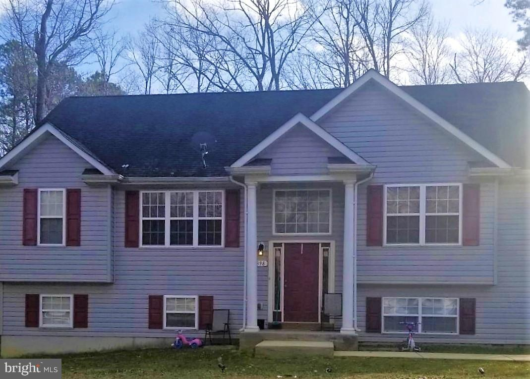 Well-maintained split foyer 3BR home with unfinished, walk-out basement. Large, fenced-in yard in the back. Needs some cosmetic upgrades but a good opportunity  for the right buyer.