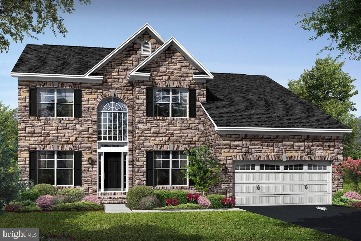 K Hovnanian Homes Magness Farms community featuring the Rockford with true FIRST FLOOR LIVING in an