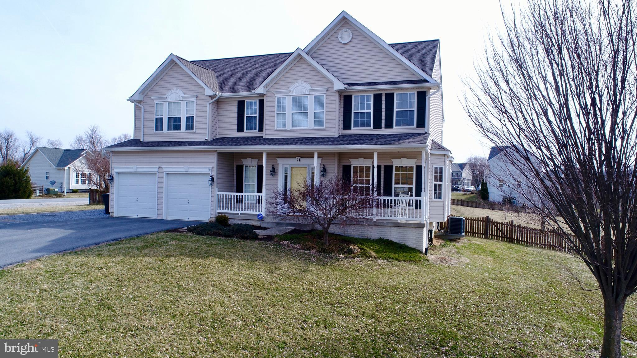 Luxury living in beautiful 3 level home in the scenic Gap View Village!  4 beds, 3.5 baths. 3,800 sq