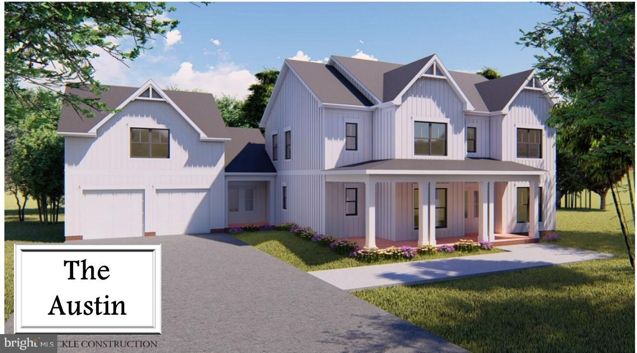 """CUSTOM BUILT HOMES IN SCENIC NEW WINDSOR:  Introducing """"The Austin"""", a stylish custom home to be bui"""