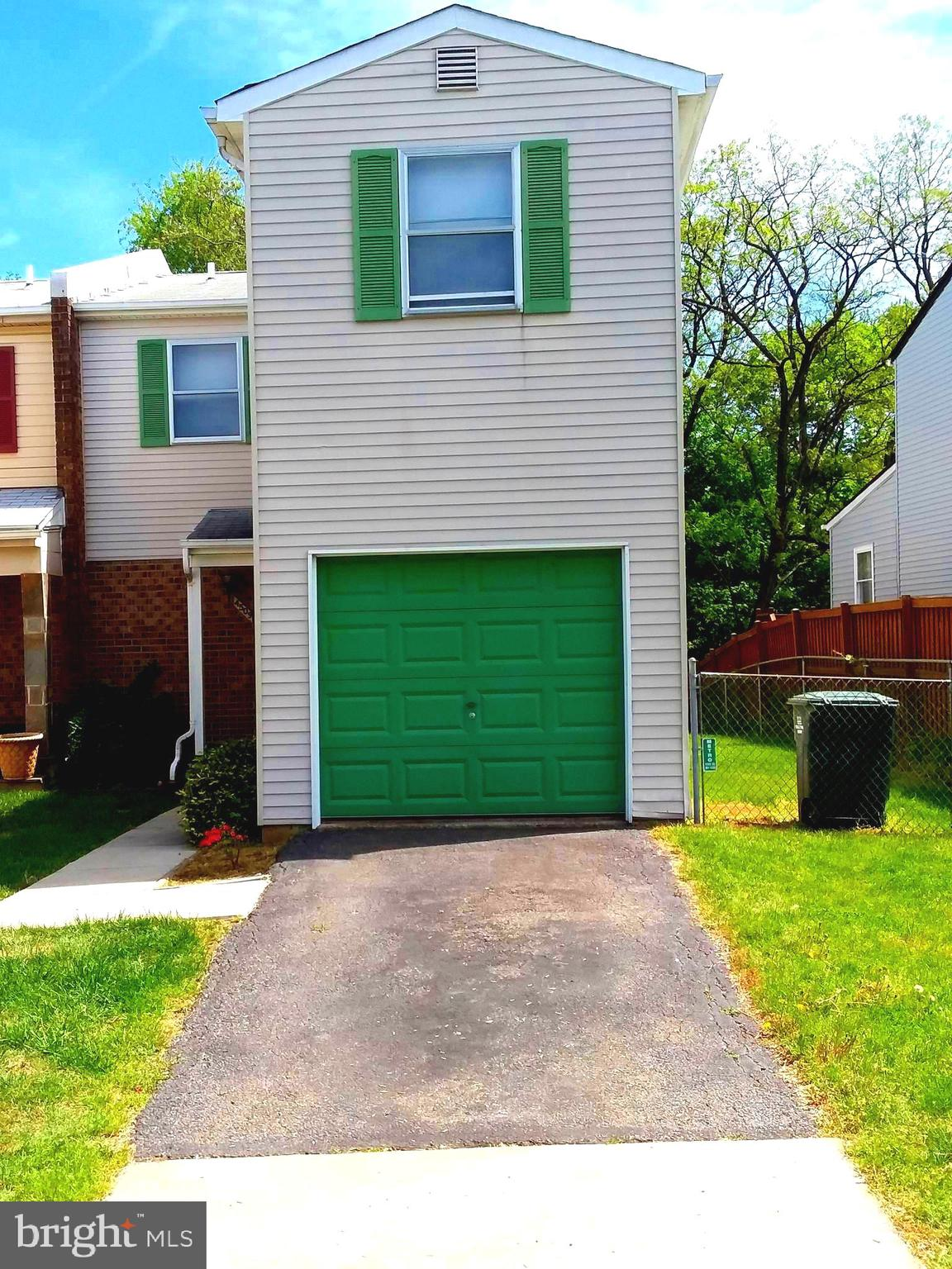 Must See!! Large home with  4 bedroom, 3 1/2 bath, finished basement, attached garage and a fenced i