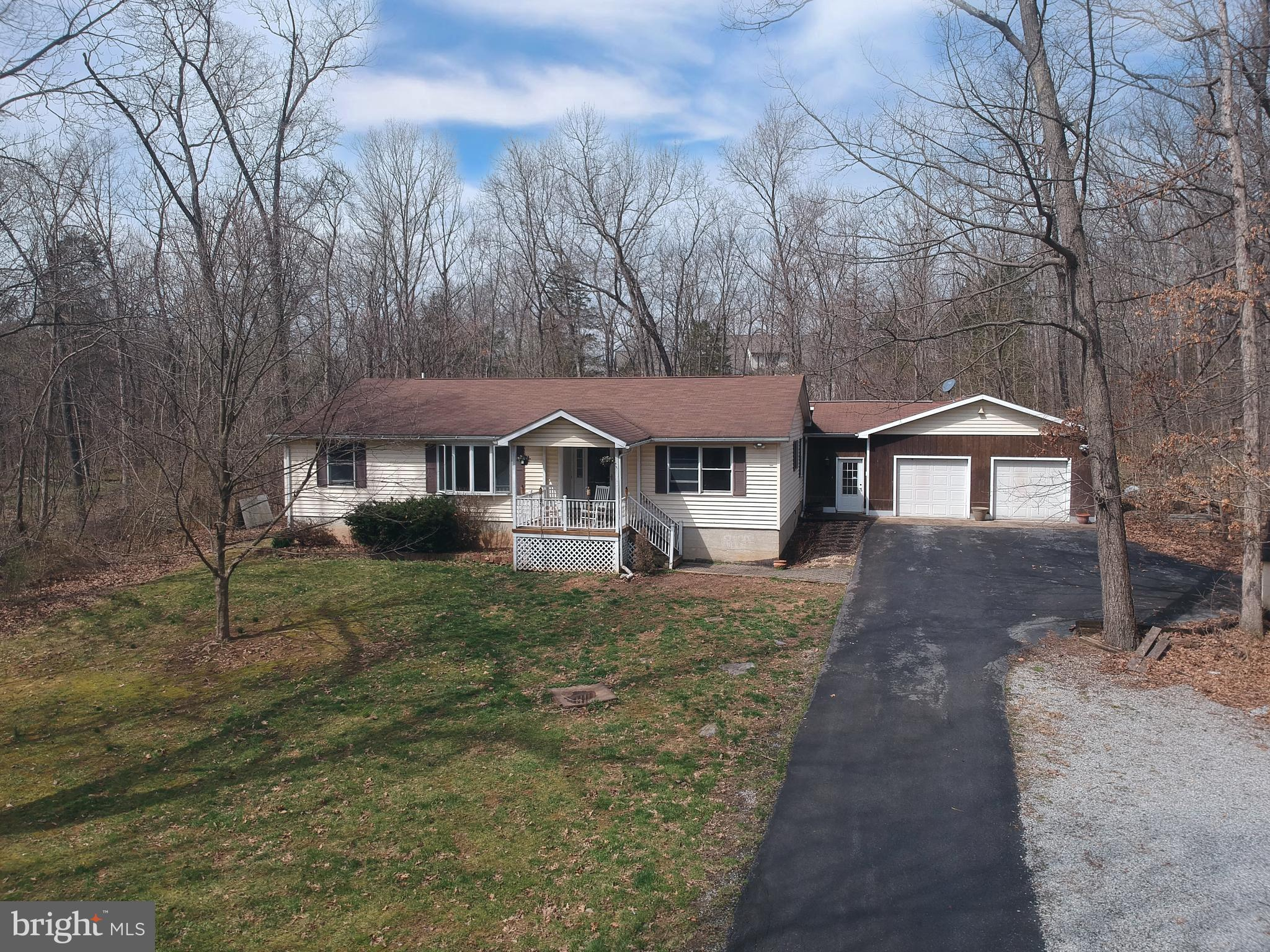 Still showing and accepting offers.  Nestled in a quite community just off Rt 51 in Jefferson County