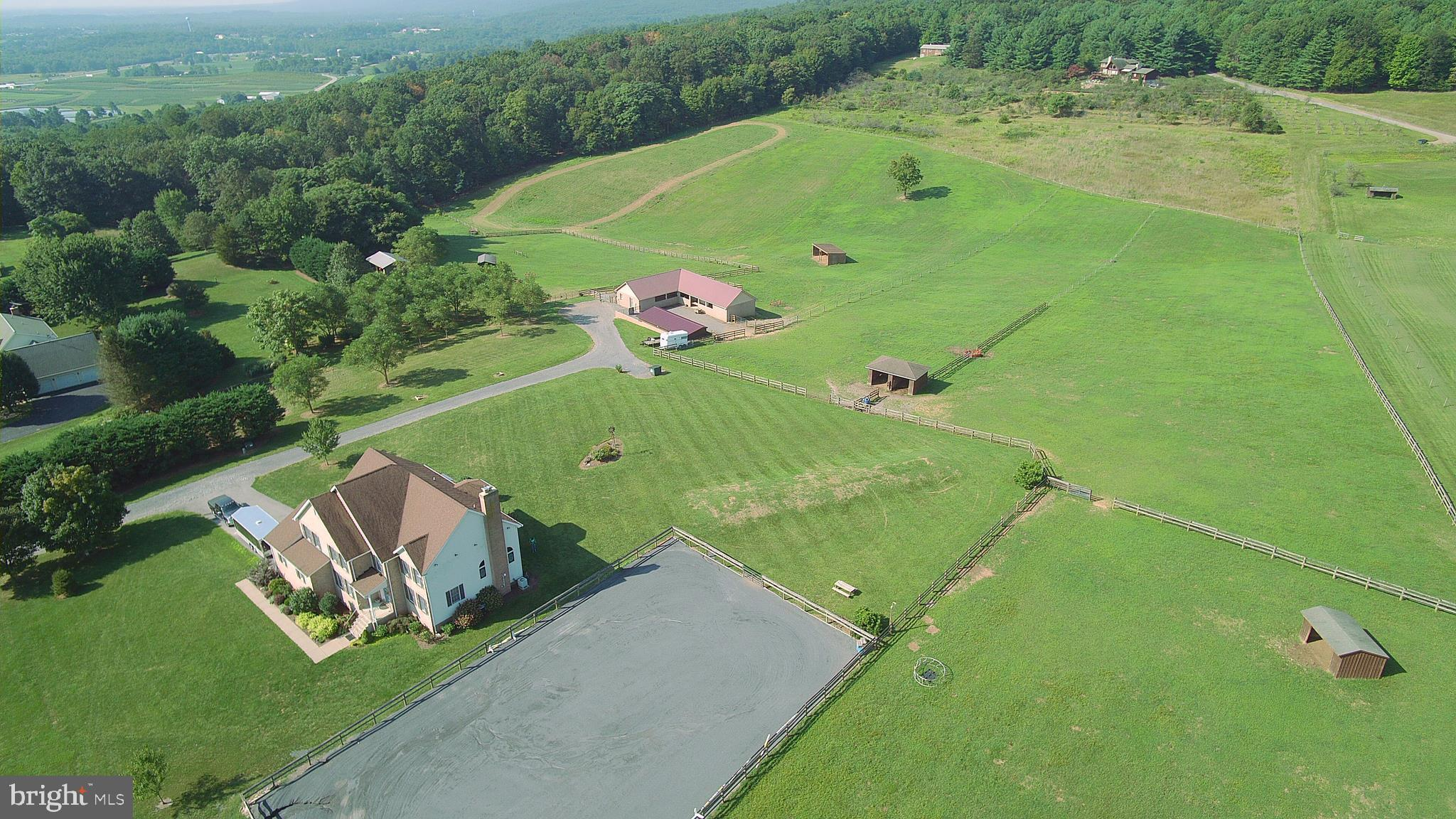 This property has it all! This rural gem is conveniently located between Frederick and Gettysburg. H