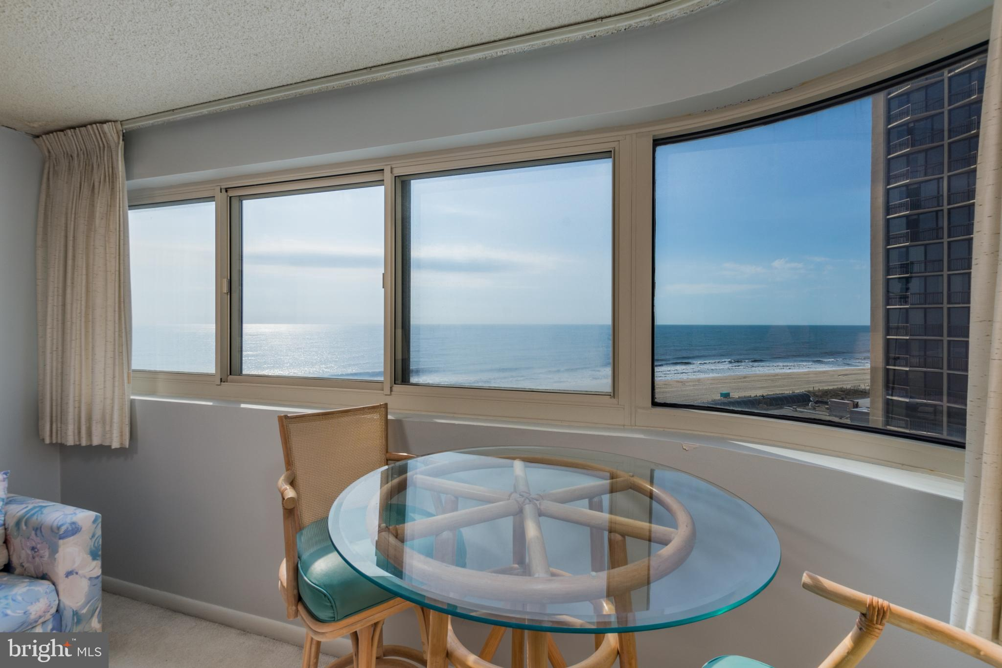 Oceanfront at this price? One of LOWEST Priced Oceanfront condos in OC - Great Deal...almost $25,000 less than last efficiency sold in Atlantis, and a higher floor, so you get the better view, too! Oceanfront condo, oceanside pool, sought-after building, beach sights and sounds right from your living room...what are you waiting for? Original owners have made many memories  and now time for someone else to make those lasting beach memories in this oceanfront efficiency! Never been a rental, but would make a great one. Or live in as primary residence or a perfect beach getaway. Atlantis offers wonderful pool, year-round security, elevators, onsite managers, parking and great location. Ask for a private showing.