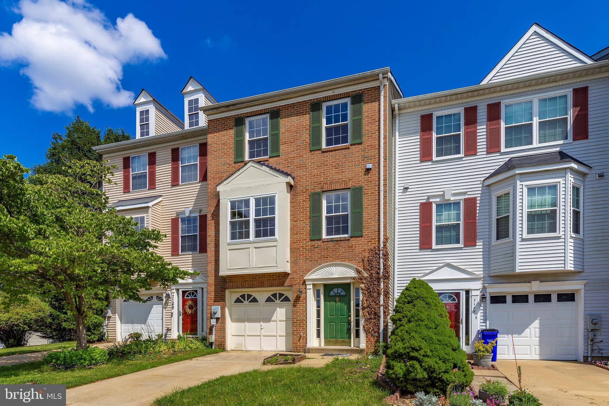 This spacious 3 level town home is move in ready, freshly painted, several appliance replaced all th