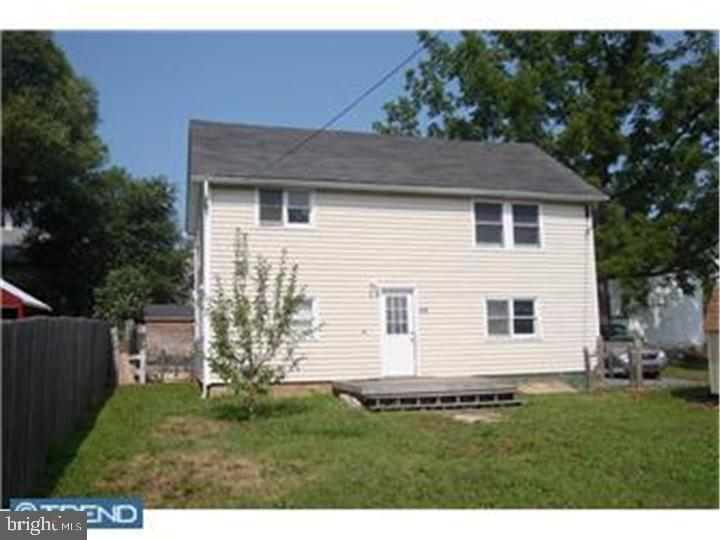 "Investor Alert!  Great two unit in Oxford Boro.  Owner recently installed new windows 2019 and recently updated kitchens and baths.  The first floor apartment has a covered porch on Oak Way side of house and Second floor apartment has a deck facing the yard on 4th Street.  The tenants currently share a fenced yard and storage shed.    This property has both driveway and off-street parking available.  Both units have washer & dryer hook ups.   Conveniently located just a short walking distance to downtown Oxford and Oxford Commons shopping.  Both units are tenant occupied and currently receiving  $750 for first floor and $850 for second floor.  Owner selling ""As-IS""  Buyer responsible for for all Borough Use and Occupancy Permits and any repairs required."