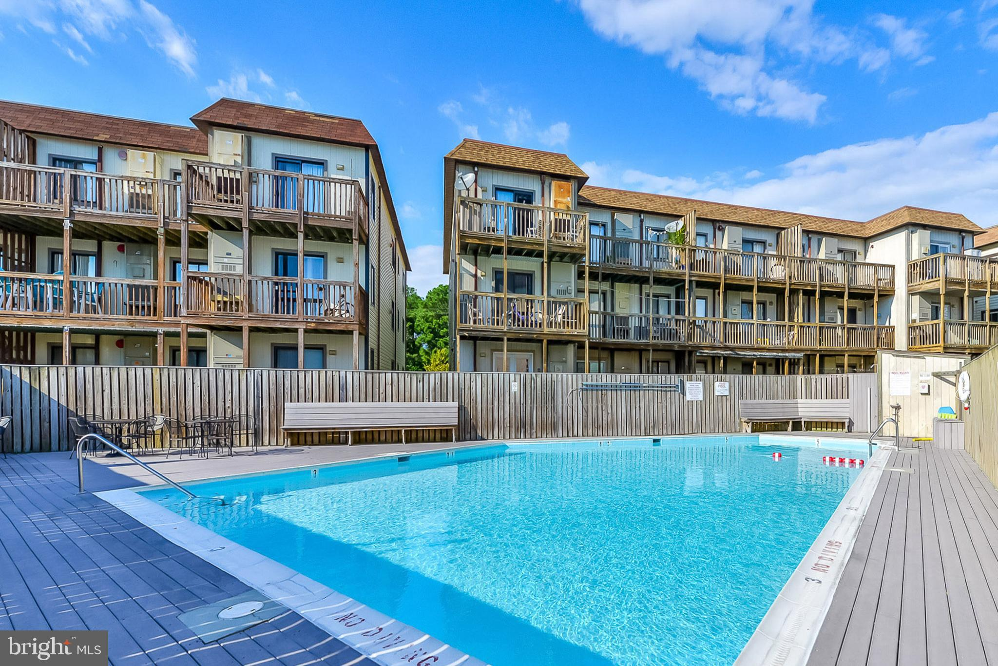 Welcome home to this 2 bedroom, 2 bath condo with a pool. When you step inside you'll walk through t