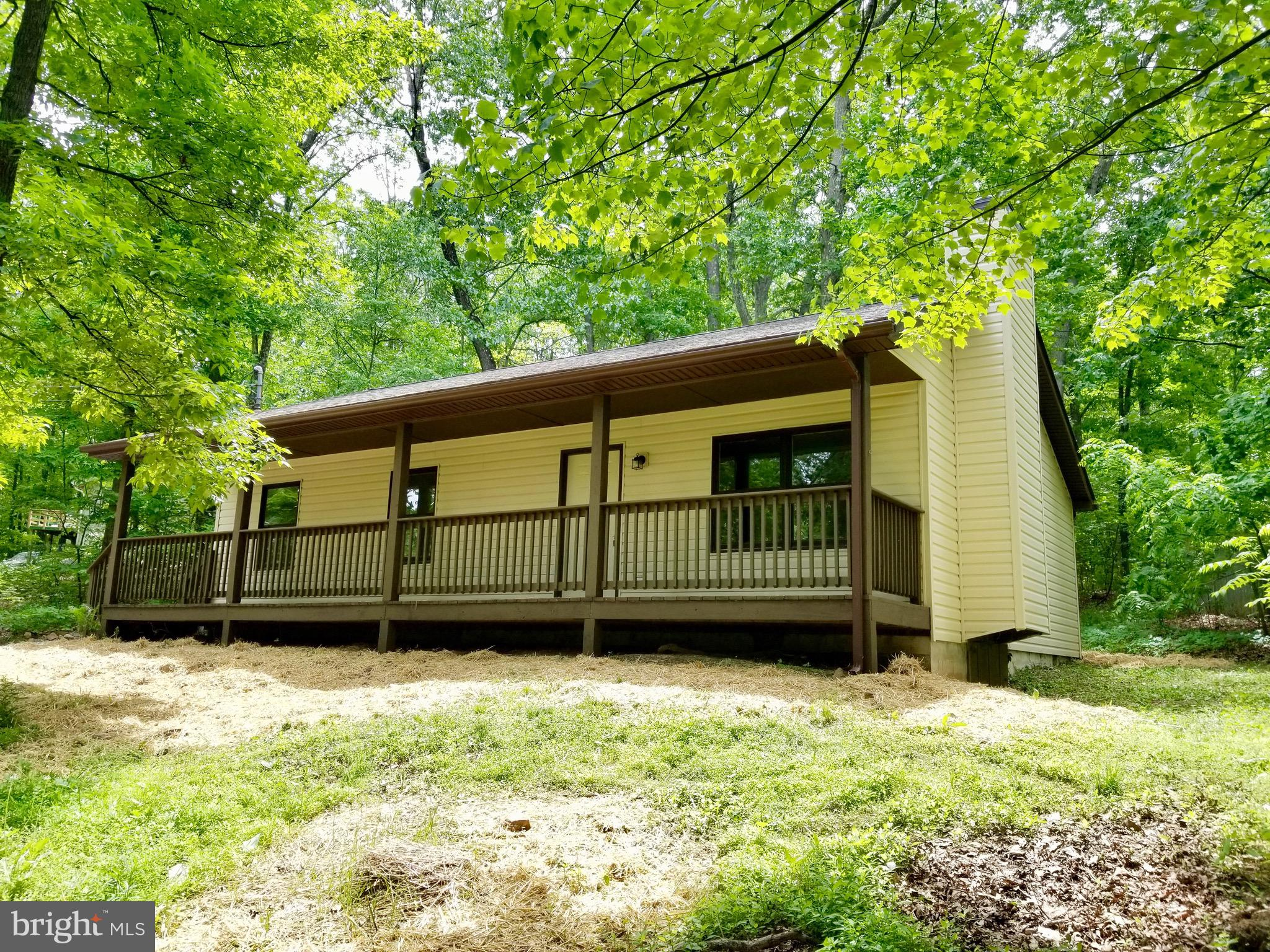 Tucked away among the trees sits this lovely and newly updated home on 123 Oasis Lane. Step inside a