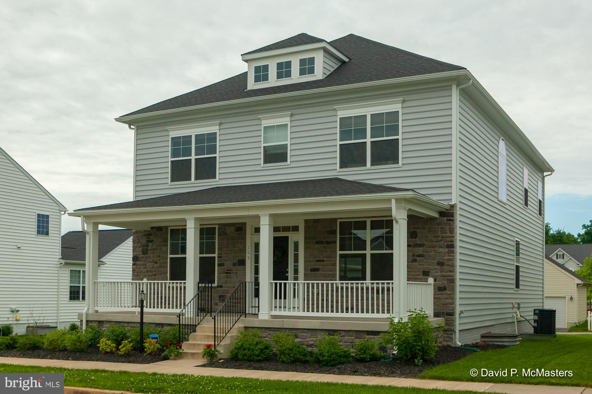 Why wait for new construction when you can buy this beautiful 3-year-old home in Huntfield Subdivisi