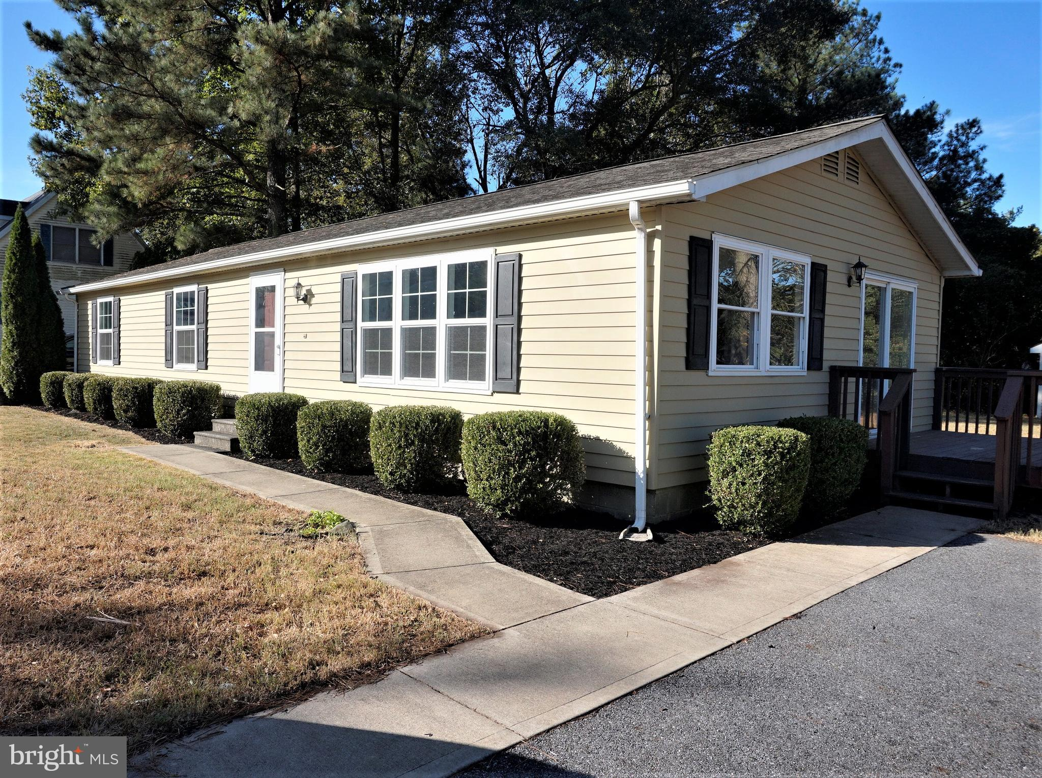 This 3 bedroom, 2 bath ranch is located near Rt. 13 in a quiet neighborhood. Features a great floor
