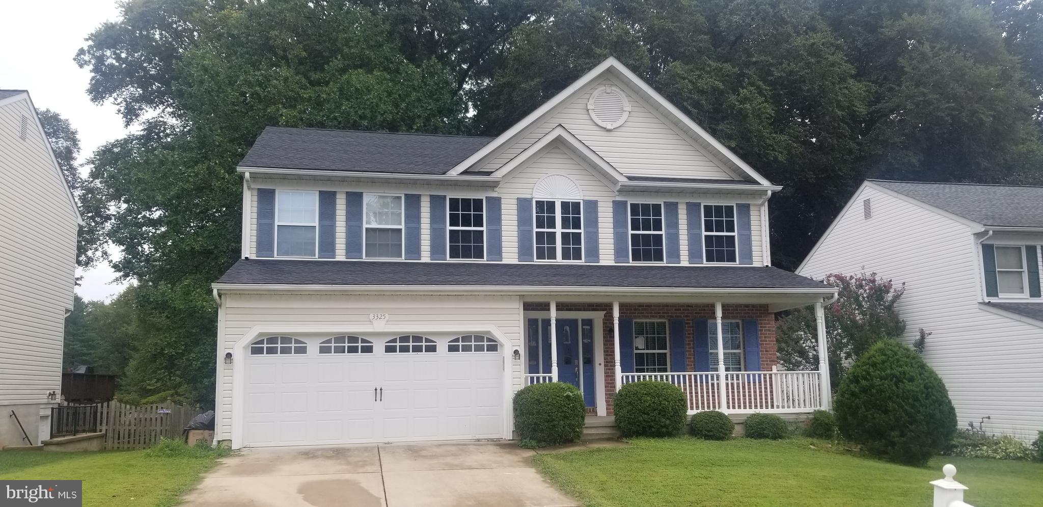 4 BED 2.5 BATH COLONIAL WITH UPDATED KITCHEN,  GRANITE COUNTERS AND STAINLESS APPLIANCES, NEW MASTER