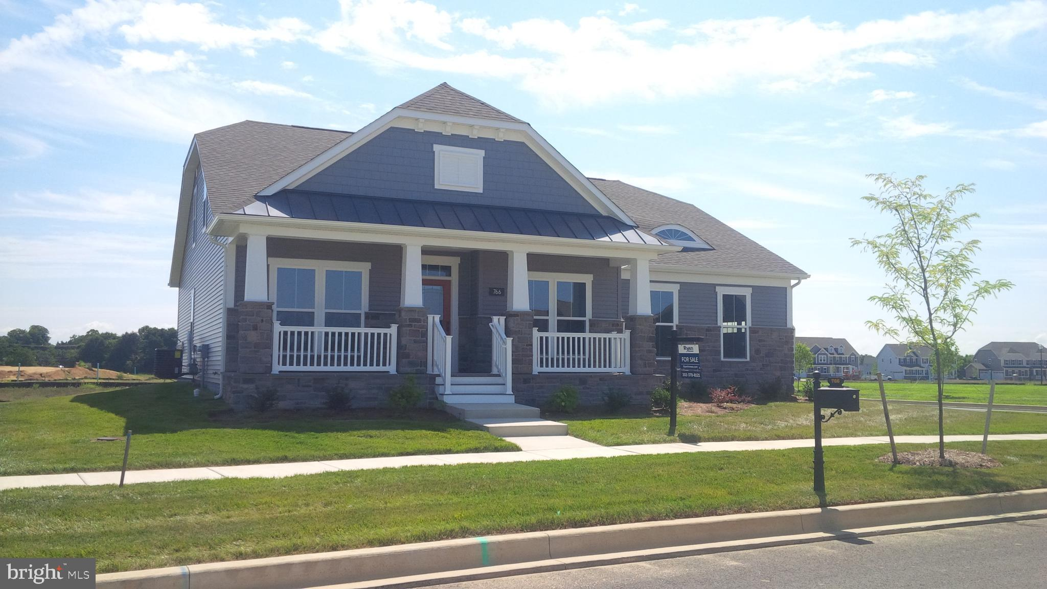 New luxury estate homes from DE's #1 builder in Middletown's most prestigious amenity-filled communi