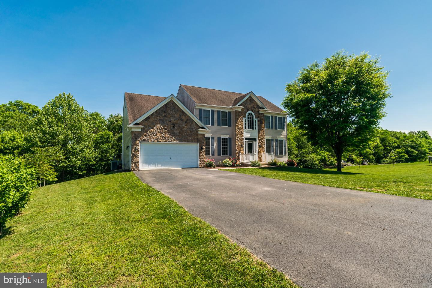 NOW ACTIVE!! Five bedrooms, 4 baths, enormous kitchen, sun room with tons of natural light! Formal l
