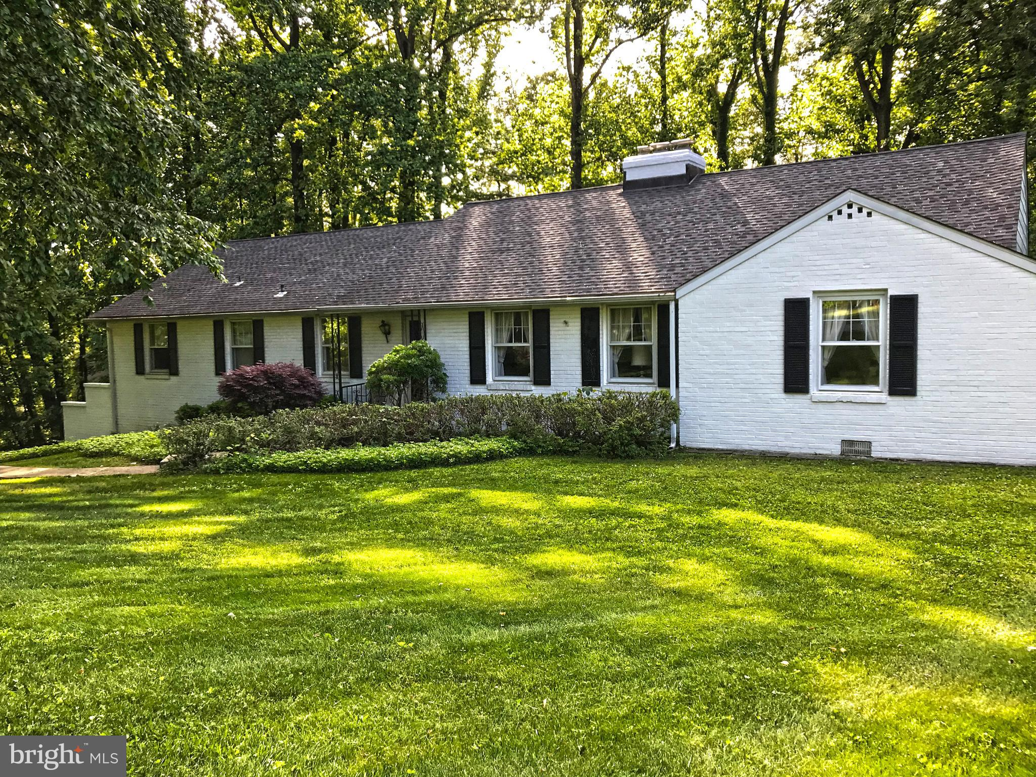 Charming Westminster ranch home has been lovingly cared for and is being sold by the original family